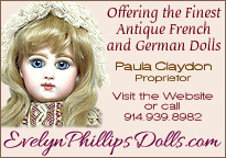 Fine antique French and German dolls for sale